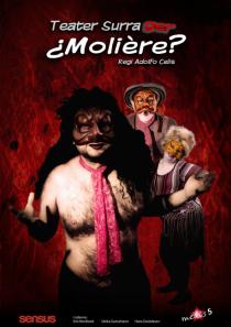 Teater Surra ger ¿Molière?